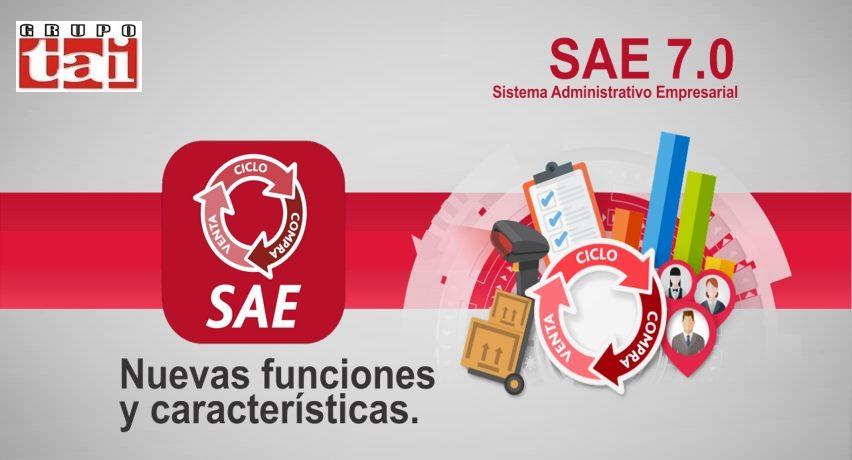 Actualización a ASPEL SAE 7.0